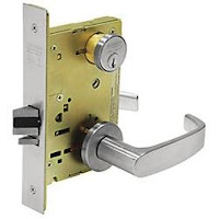 Portland locksmith Mortise lock