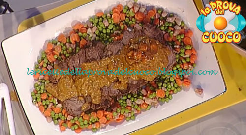 Capel del prete brasato al ginepro ricetta Nonis da Prova del Cuoco