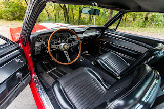 1967-Ford-Mustang-Shelby-GT500-American-Muscle-Car-Interior