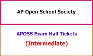 APOSS Inter Hall Tickets 2021