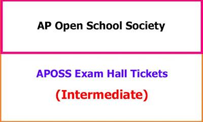 APOSS Inter Hall Tickets
