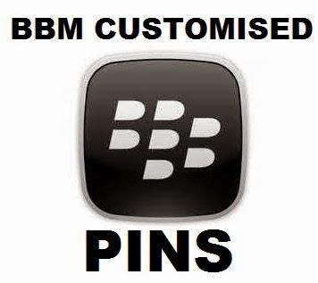 bbm pins
