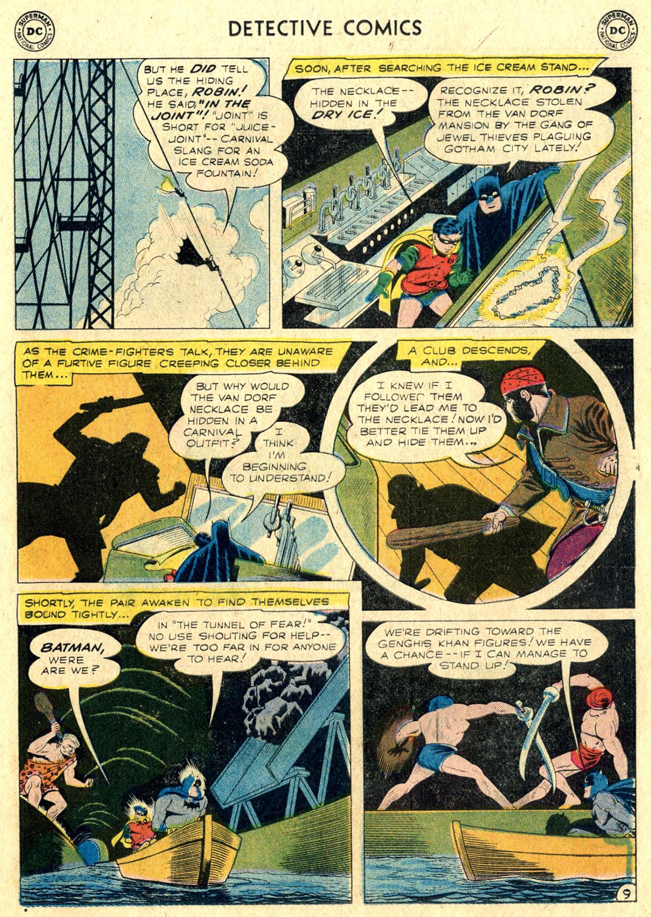 Detective Comics (1937) 264 Page 10