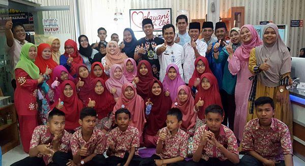 Perizinan Padangpariaman Buka Bersama dengan Anak Yatim
