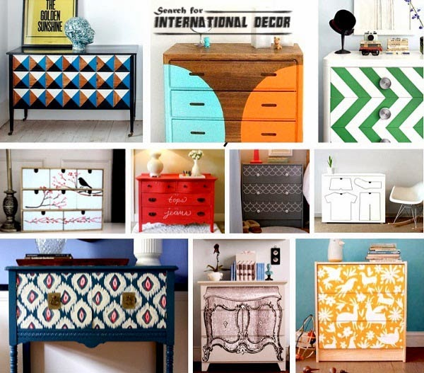 Creative Recycle Ideas Old Furniture