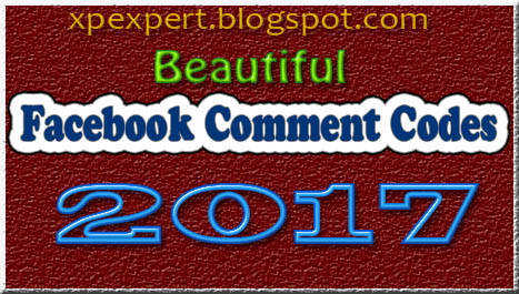 Facebook comments magic codes 2017|xpexpert