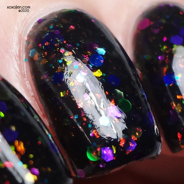xoxoJen's swatch of Glam Dance Magic, Dance