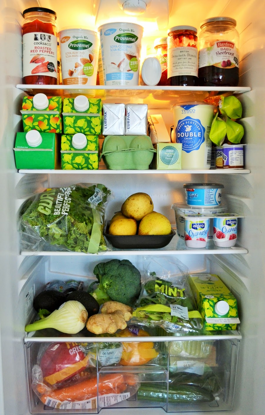 Recipes For Food I Have In My Fridge