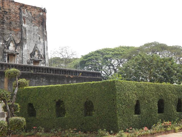 palais King Narat, musée,  Ayutthaya, gare, bangkok, lopburi, phitchanulok, singe, temple, Thaïlande, train