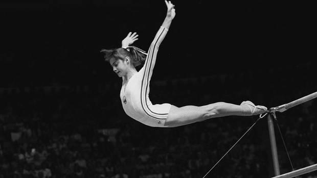 Nadia Perfect 10 1976 Olympics