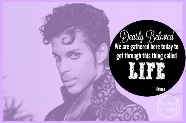 Prince - Dearly Beloved quote