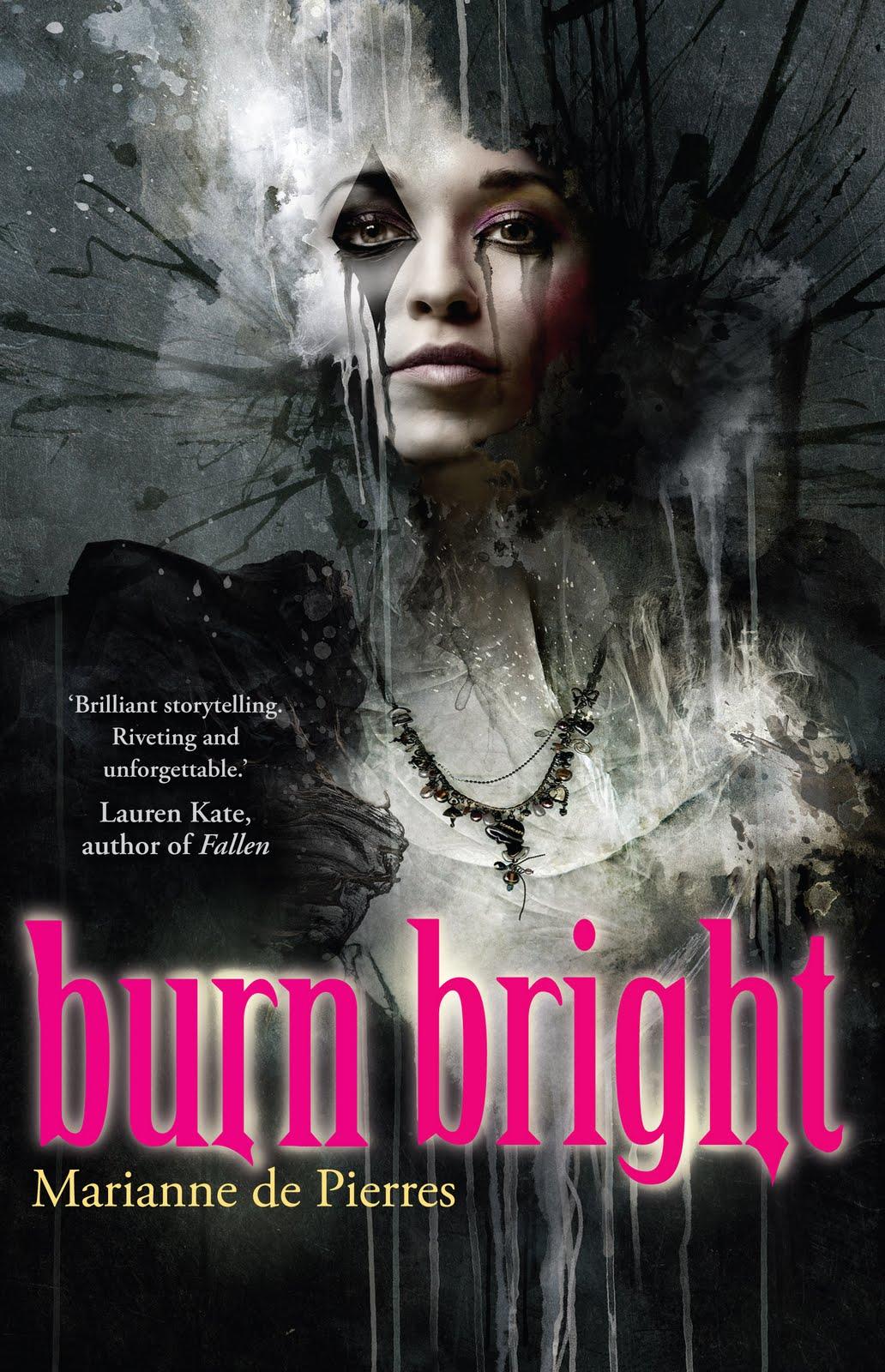 Burn for Burn (Burn for Burn, #1) by Jenny Han