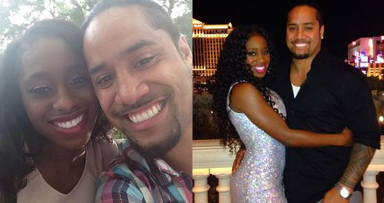 naomi dating uso Total divas cast members  nikki is, of course, dating famed good-guy wrestler john cena and brie is  and jimmy uso's wife and diva naomi was taunted with.