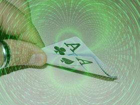 ポーカー(素材使用)