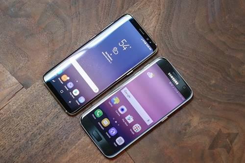 Explodindo em vendas: Galaxy S8 vende duas vezes mais rápido do que o Galaxy S7