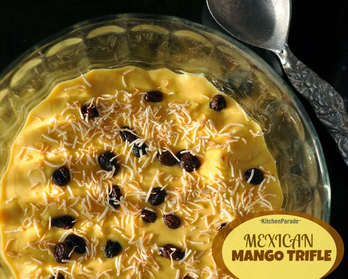 Mexican Mango Trifle