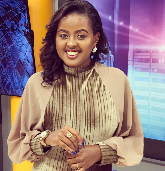 Amina To Be Announced The New Host Of The Trend This Friday