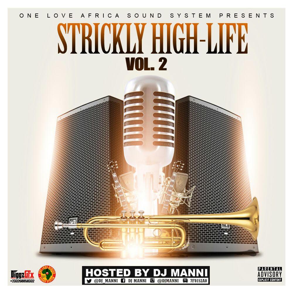 MIXTAPE: DJ MANNI - High Life [Volume 2] - 13PLAY