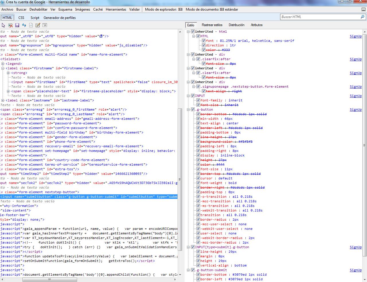 mini aplicaciones en Excel: Autorrellenar Formulario Web Html desde ...
