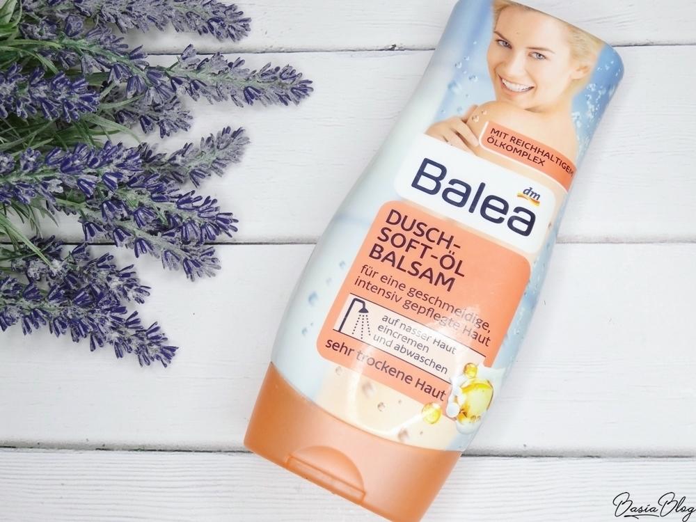 Balea balsam pod prysznic Dusch-Soft ol balsam