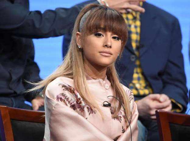 Ariana Grande says she is 'broken' in tweet after Manchester attack