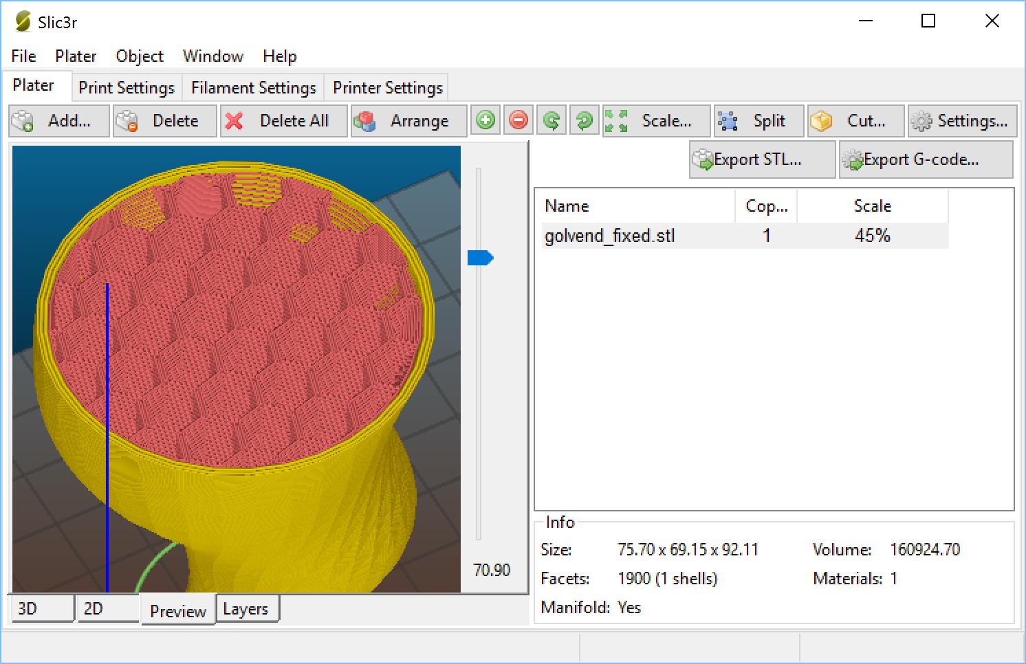 3D Printing 101 - Slicing a model - 3D Printing Professor