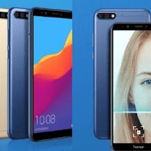 Huawei Honor 7C, Smartphone Octa core Tawarkan Fitur Face Unlock