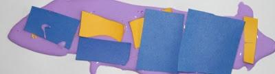 glue collages
