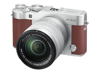 Ini Dia Kamera Fujifilm XA3 Harga yang Terbaik Serta Keunggulannya