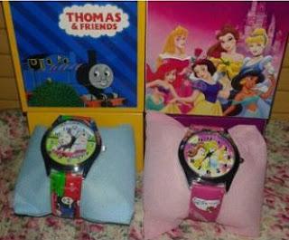 Jam Tangan Anak Karakter Thomas