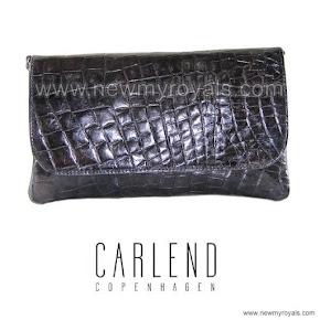 Crown Princess Mary carried Carlend Copenhagen Vanessa bag