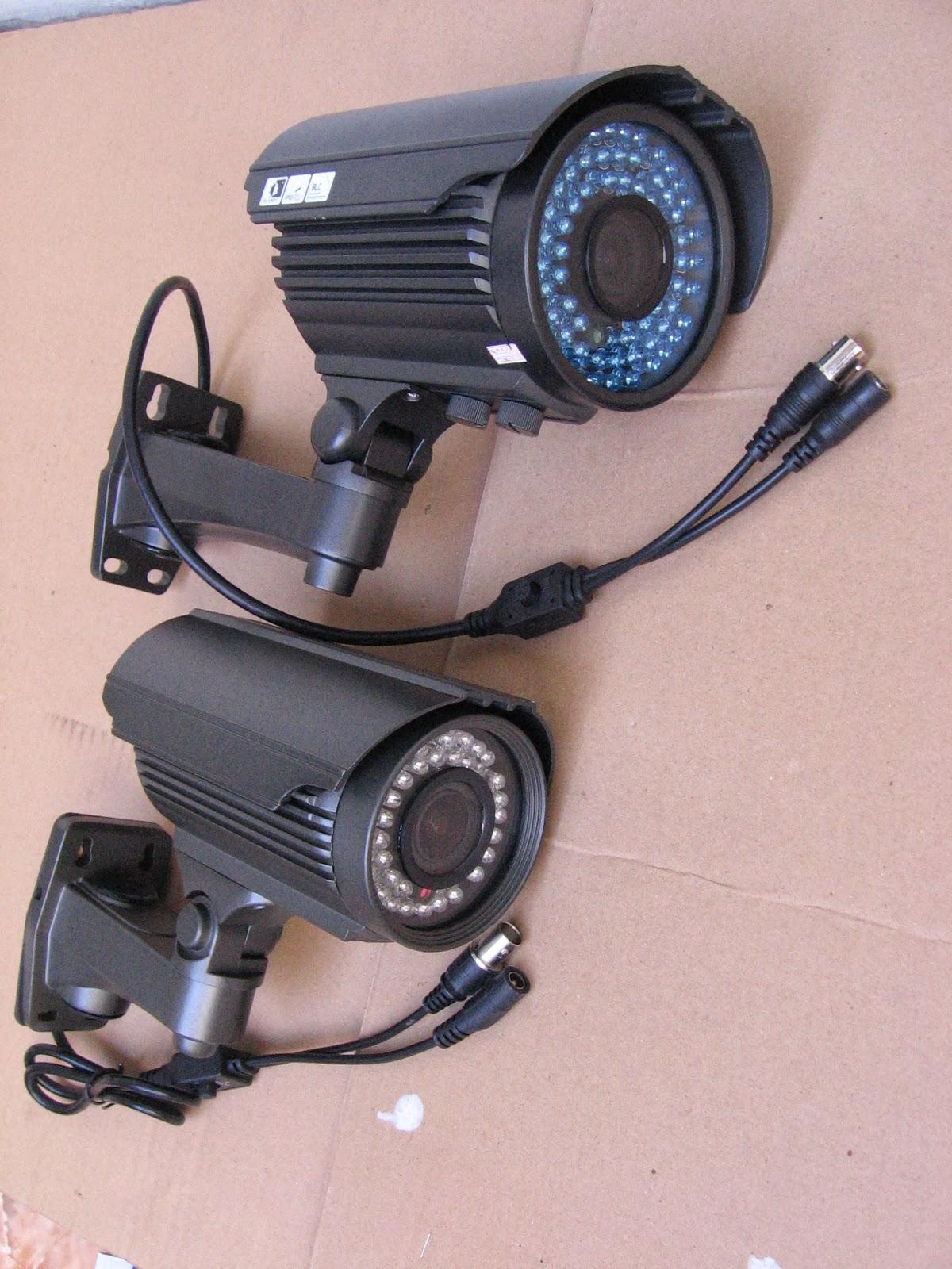 KAMERA CCTV OUTDOOR 1/3 SONY EFFIO-E 700 TVL | DAFTAR
