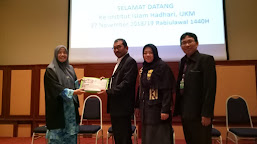 Pimpinan OK PTKIN Pelajari Budaya Akademik Universitas Kebangsaan Malaysia