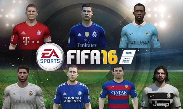 FIFA 16 CRACKED READNFO