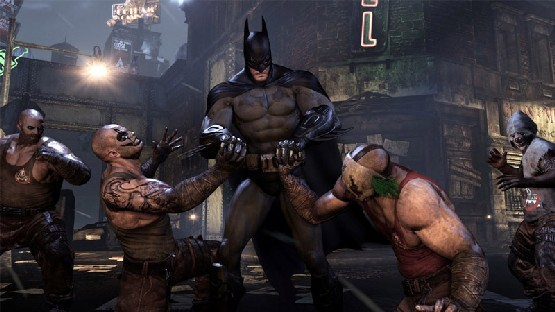 Batman Arkham City Game of The Year Edition Free Download Pc Game