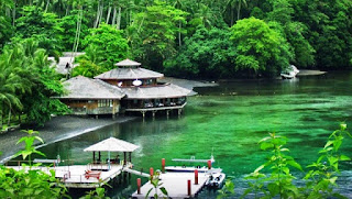 Tempat Wisata di Manado - Pulau Lembeh