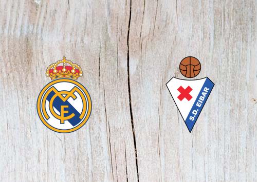 Real Madrid vs Eibar Full Match & Highlights 6 April 2019