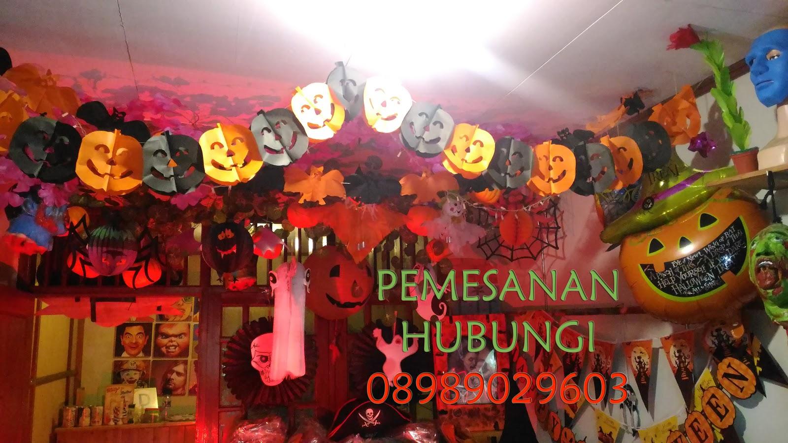 Toko Yang Jual Hiasan Halloween Pusat Topeng Murah Jakarta