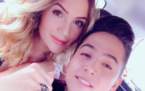 Andy Rivera reveló el por qué terminó con Lina Tejeiro   Reggaeton ...