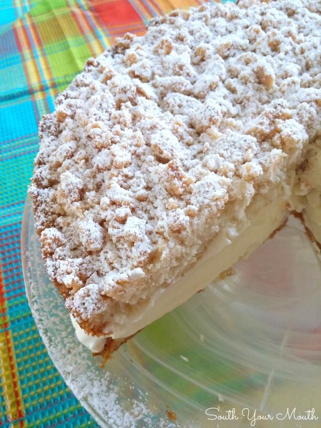 Crumble Recipe With Lemon Cake Mix
