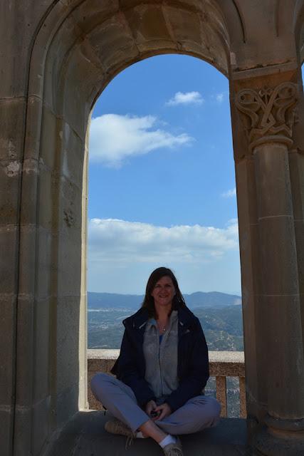 Montserrat arch Kristel
