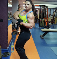 Monster Female bodybuilding