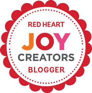 Proud to be a Joy Creator on the Red Heart blogging team!