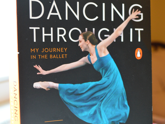 Dancing Through It: A Book Review #FCBlogger