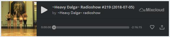 heavy dalga show #219