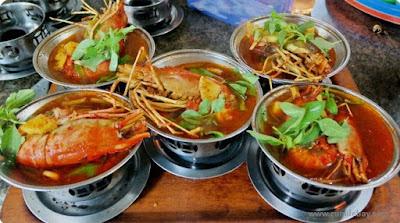 Kuliner Indonesia - RM Pondok Maengket Teterusan