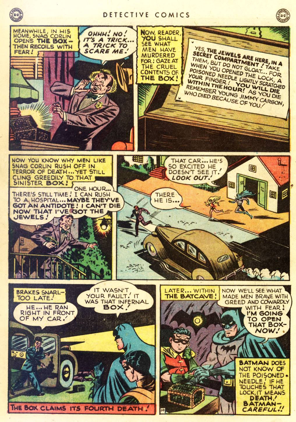 Detective Comics (1937) 130 Page 11