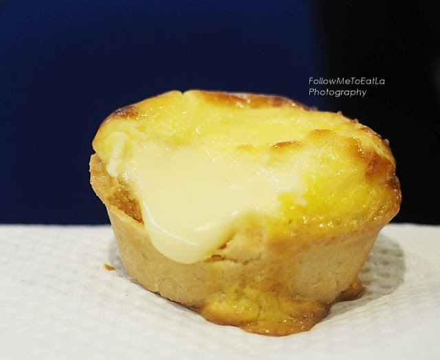 Delectable Melt-In-Mouth Soft & Fluffy Molten Lava Cheese Tart