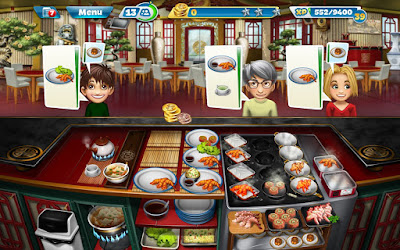 Cooking Fever screenshot 5