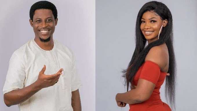 BBNaija: Seyi opens up on relationship with Tacha